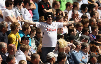 Swansea fans will be hoping that their team gives them plenty to shout about this season.