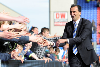 Wigan fans will be hoping for more miracles from Roberto Martinez