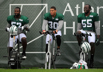 LaRon Landry will start his first season with the Jets on the PUP list.