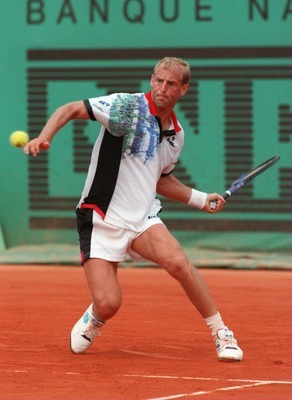 Thomas Muster, 1995 French Open Champion