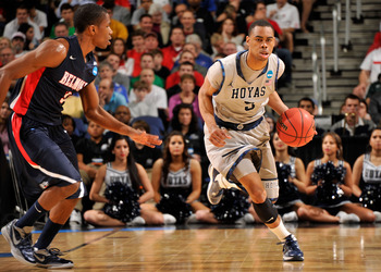 Starks' experience in 2011-12, including against Belmont in the NCAA Tournament, is sorely needed by an inexperienced Hoyas squad.