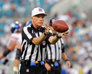 With replacement officials currently being used, all NFL teams are going to have problems at one time or another this season.