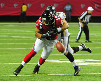 The Falcons have shown they still have red-zone issues in the preseason.