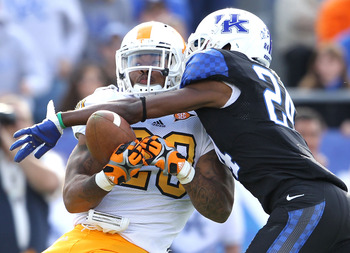 Teams like Tennessee, Kentucky and West Virginia would collide each week.