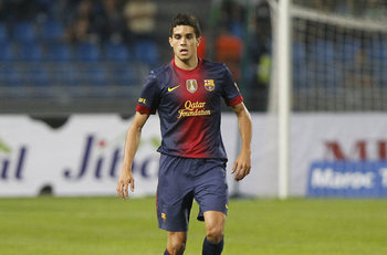 Marc Bartra has proven to be a favourite of Tito.
