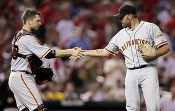 Is Jeremy Affeldt the answer at closer?