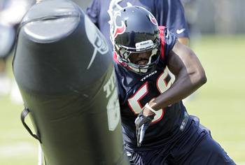 Defensive End Whitney Mercilus