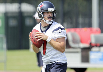 Quarterback Case Keenum
