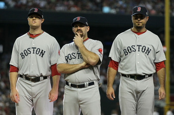 Even if Kevin Youkilis was the clubhouse snitch, a little separation between Lester and Beckett would be a good thing.