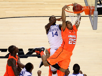 Wayne Blackshear missed most of his freshman season due to a shoulder injury. He'll look to make up for lost time this season.