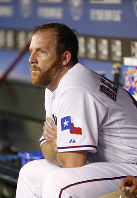 The Rangers must be having second thoughts about the Dempster trade at this point.