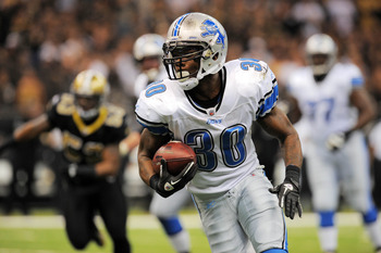 Kevin Smith is in the mix in the Lions' backfield
