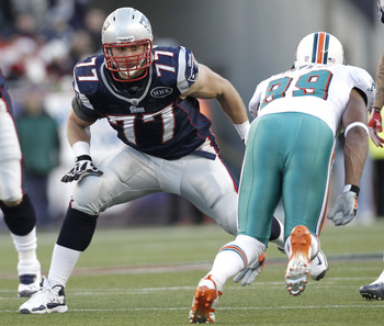 Left tackle Nate Solder has big shoes to fill in 2012