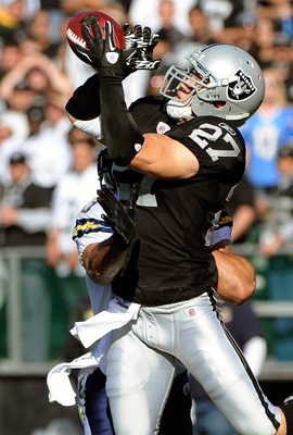 Safety Matt Giordano led the Raiders with 5 interceptions in 2011
