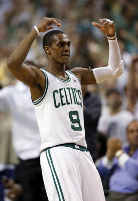 Rajon Rondo is one of the NBA's walking triple-doubles.