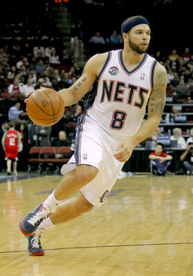 Deron Williams will look just as exciting in a Brooklyn uniform.