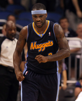 Say hi to Ty Lawson, one of the fastest players in the league.
