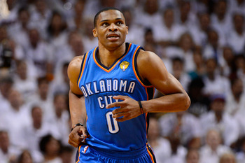 Westbrook's explosiveness makes him the NBA's most exciting player.