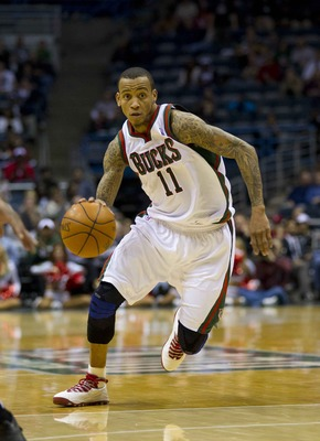You can bet on at least one circus shot from Monta Ellis every game.