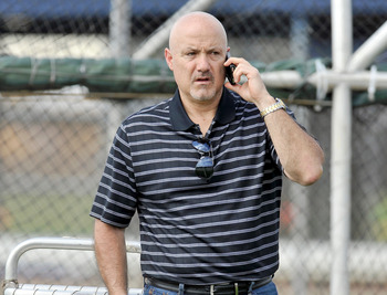 Nationals GM Mike Rizzo has pursued a center fielder for years.