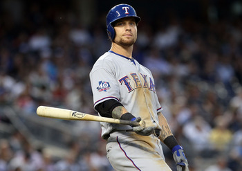 Will Josh Hamilton return to the Texas Rangers next year?