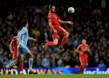 Andy Carroll is not normally synonymous with Big Air.