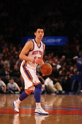 Being a Houston Rocket is just one of the advantages Lin has in making the All-Star team.