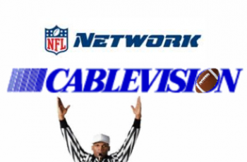 Huge news yesterday for Cablevision subscribers as the NFL Network made its debut on the network provider