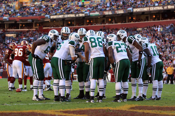 The Jets offense continued to struggle as the 2012 preseason kicks off