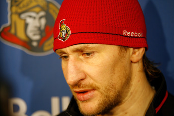 Alex Kovalev, when he was an Ottawa Senator.