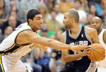 Enes Kanter could be putting up some impressive numbers by 2013.