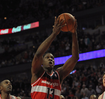 Kevin Seraphin elevated his play in the final weeks of the 2011-12 regular season.