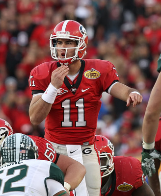 Georgia quarterback Aaron Murray returns to lead the Bulldogs searching for an SEC crown.
