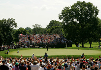 Baltusrol has always been a fan favorite for a U.S. Open