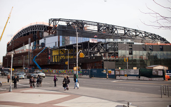 The new Barclay Center in the heart of Brooklyn