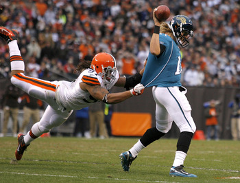 Jabaal Sheard led all Browns' defensive linemen in sacks last year.