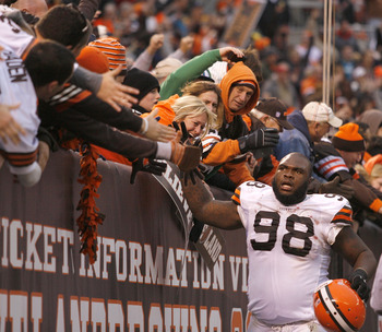 Winning will return to the Browns. And soon. Believe it.