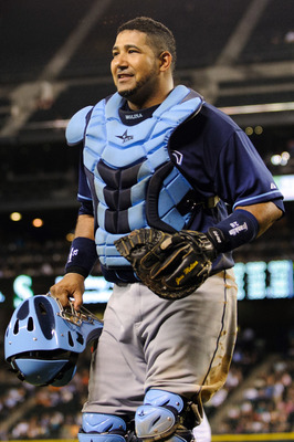 Even at the age of 37, Molina still has more to give the Rays that we just aren't seeing.