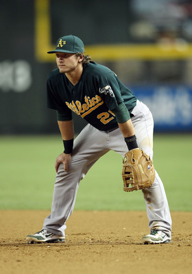 Josh Donaldson fills in for Brandon Inge