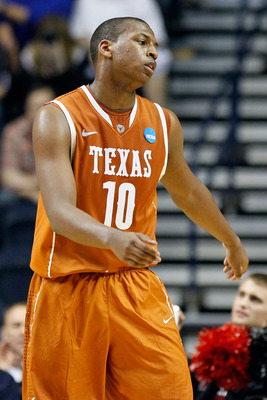 Jonathan Holmes will look to improve on his 2011-12 numbers and get the 'Horns back to the top of the Big 12.