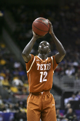 The Texas point-guard should settle into a larger role and command the offense.