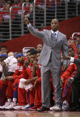 If Billups doesn't bounce back, he could be wearing suits much more often.