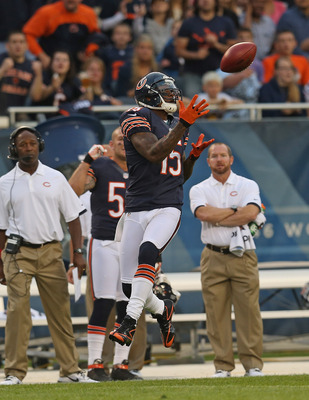 Brandon Marshall caught two passes last night for 61 yards.