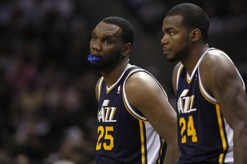 Al Jefferson and Paul Millsap make up the league's most underrated frontcourt.