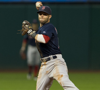 Dustin Pedroia is a true No. 2 hitter.