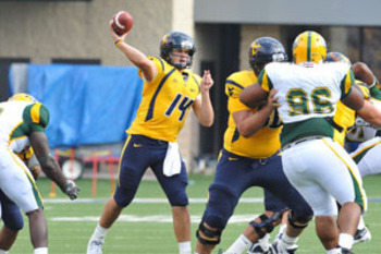 Photo credit: wvusports.com