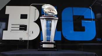 A Big Ten championship is the only thing that will satisfy Brady Hoke at the end of the 2012 season.
