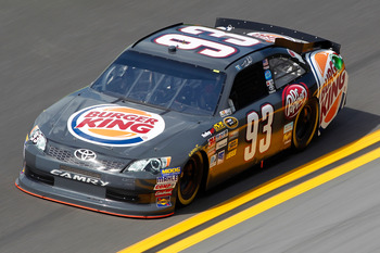Travis Kvapil finished 15th at Michigan