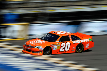 Joey Logano finished 31st at Michigan