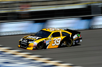 Ryan Newman finished eighth at Michigan